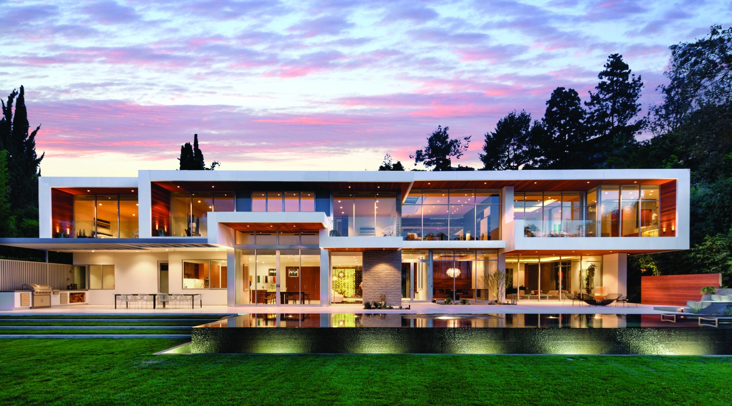 Finest luxury residential real estate in los angeles for California los angeles houses
