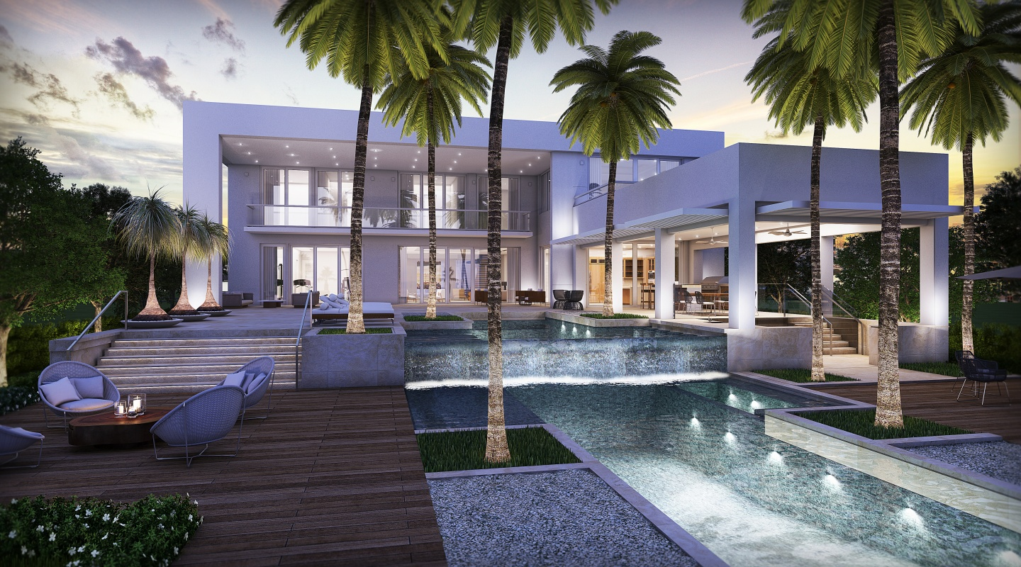 Finest luxury residential real estate in miami florida for Luxury houses in miami for sale