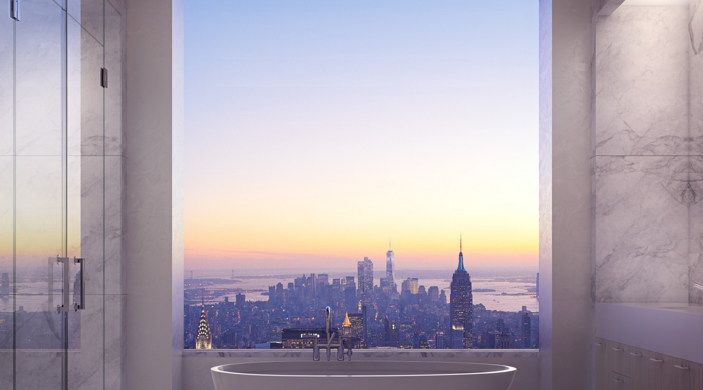 Finest luxury residential real estate in manhattan new for Luxury new york real estate