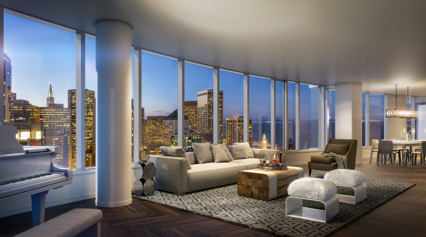 Luxury Real Estate In San Francisco California Us For