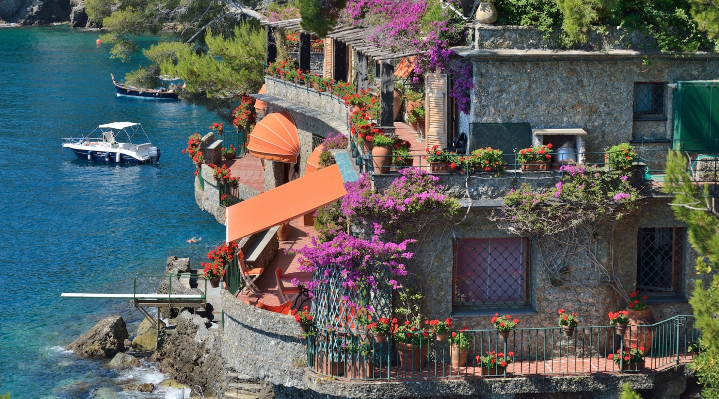 Luxury real estate portofino italian riviera italy for sale