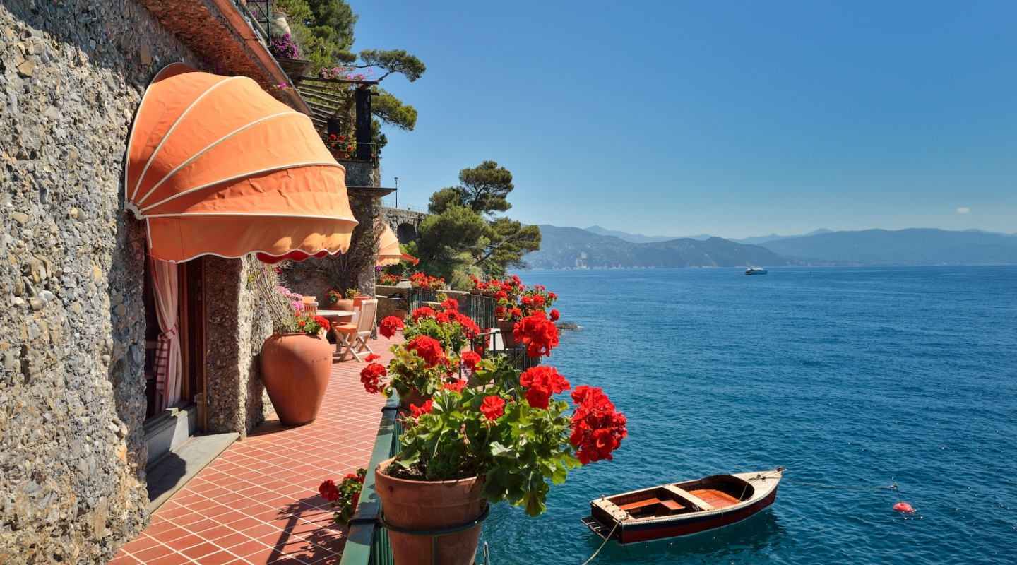 Finest luxury residential real estate in portofino for Luxury italian real estate