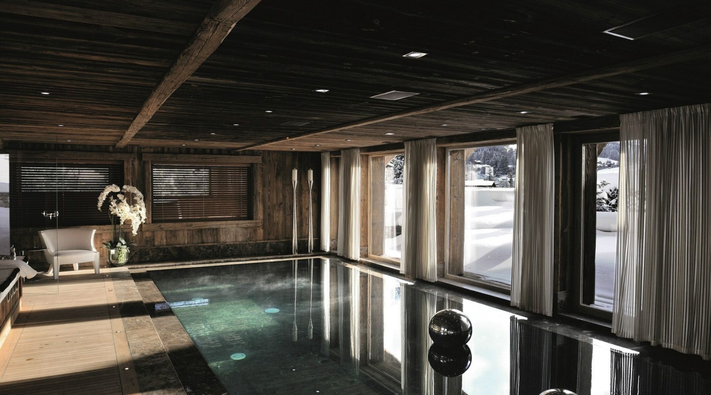 Finest luxury ski chalets in the french alps for sale for Luxury french real estate